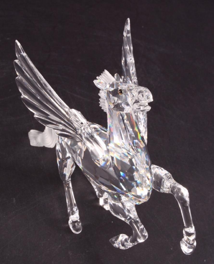 Swarovski Pegasus Figurine & Paperweight - 5