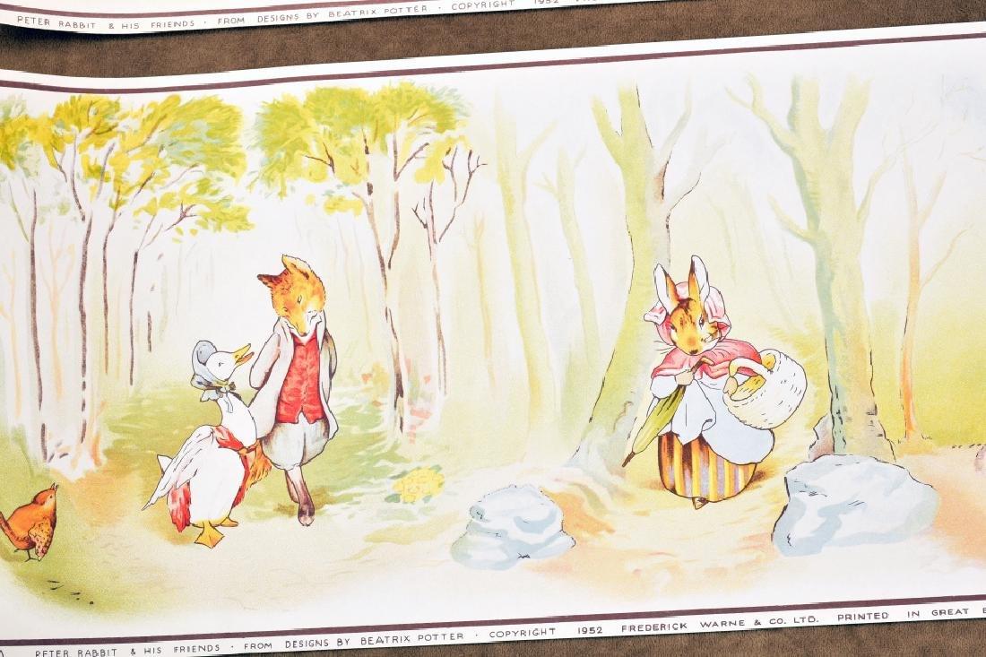 3 Beatrix Potter Border Prints - 2