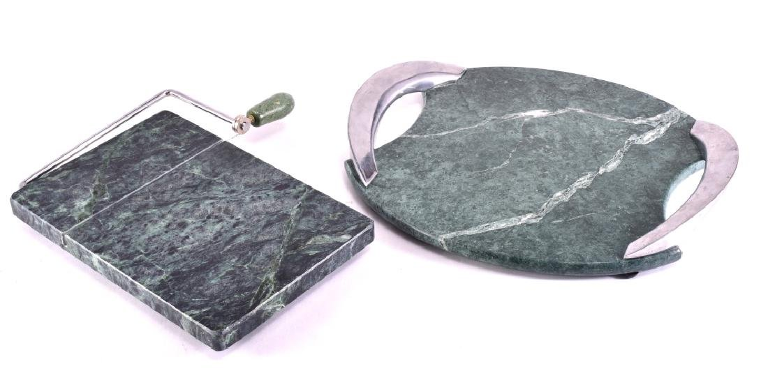 Green Marble Cheese Boards