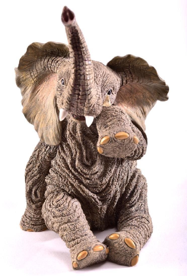 Lenox Tear of Joy Elephant Figurine