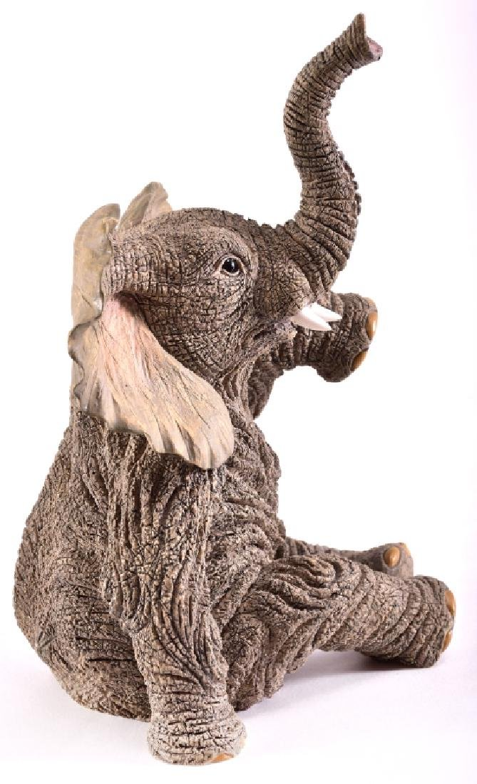 Lenox Tear of Joy Elephant Figurine - 3