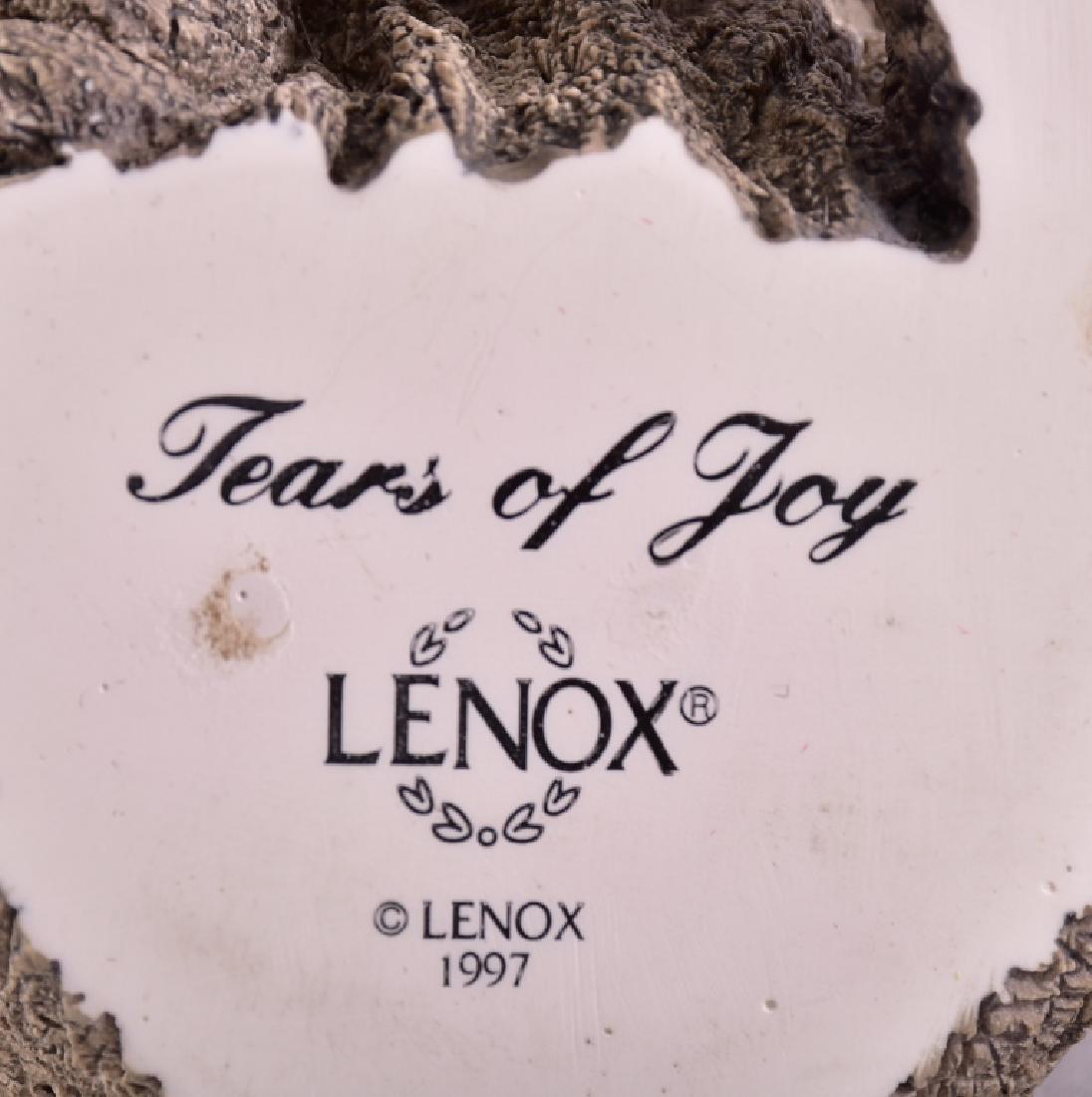 Lenox Tear of Joy Elephant Figurine - 5