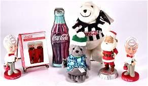 Vintage Coca-Cola Collectibles