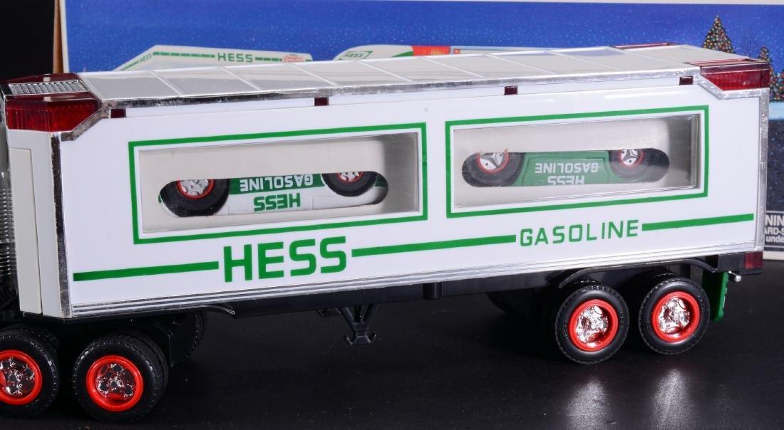 3 Vintage Hess Toy Trucks - 2
