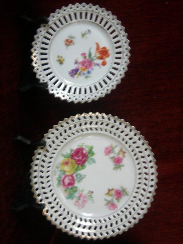 6: Porcelain Plates