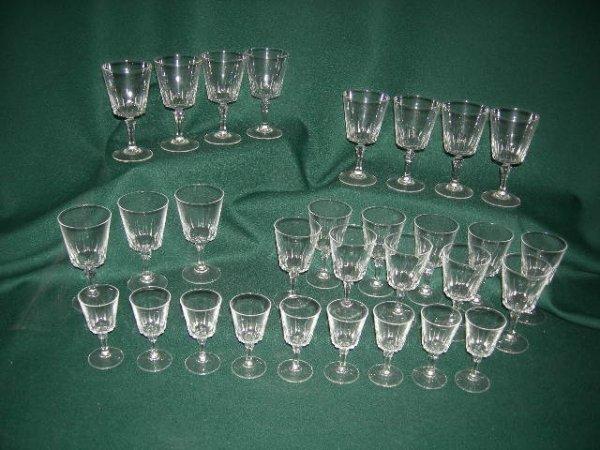4: GLASS STEMWARE