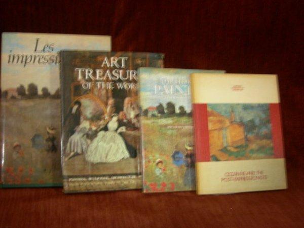 23: ART BOOK LOT