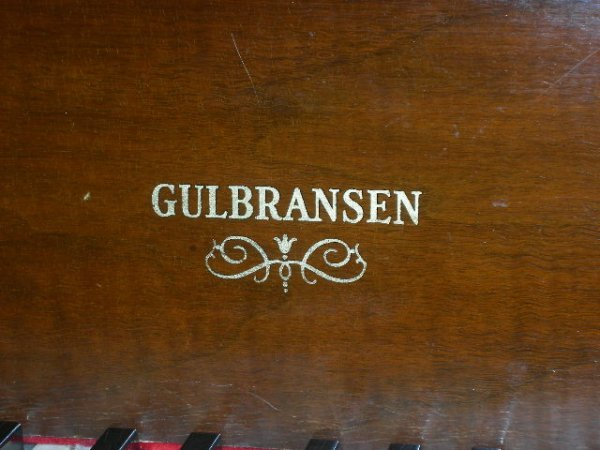 115: GULBRANSEN GRAND PIANO - 2