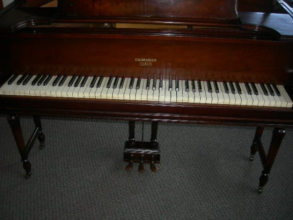 115: GULBRANSEN GRAND PIANO - 4