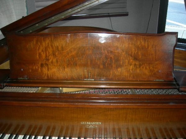 115: GULBRANSEN GRAND PIANO - 5
