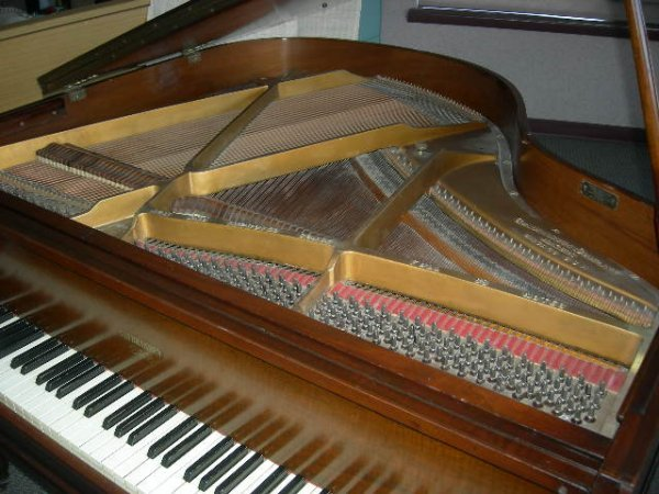 115: GULBRANSEN GRAND PIANO - 6