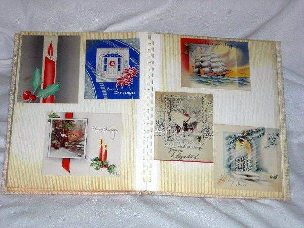 3: VINTAGE GREETING CARDS