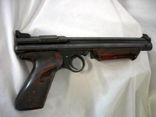 8: CROSSMAN METALIST II PELLET GUN