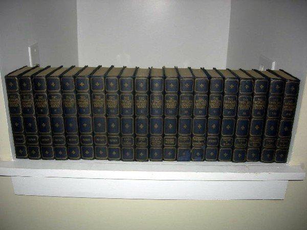 23: WORLD'S GREATEST BOOKS