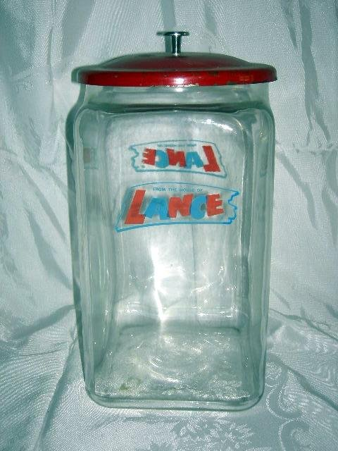 424: LANCE DISPLAY JAR