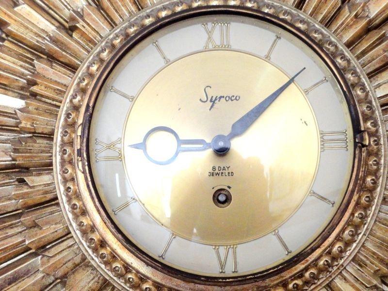 133: SYROCO CLOCK - 3