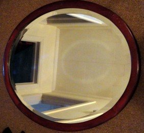 18: OVAL  MIRROR