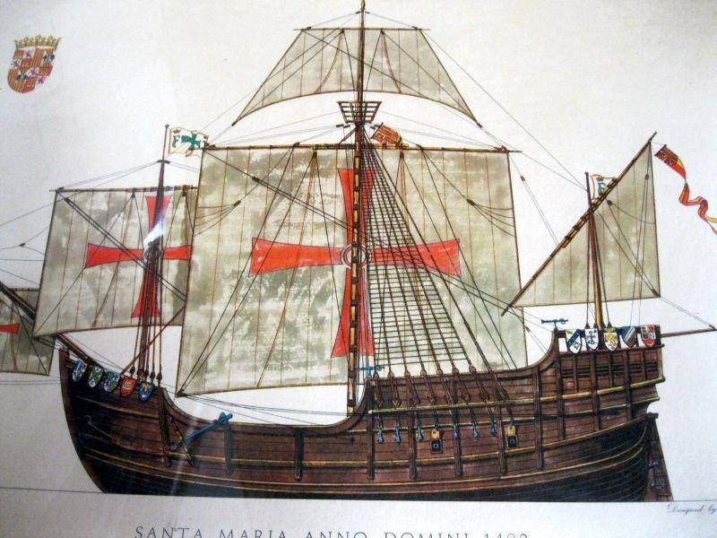 243: TWO H.A. MUTH SHIP LITHOGRAPH PRINTS - 10