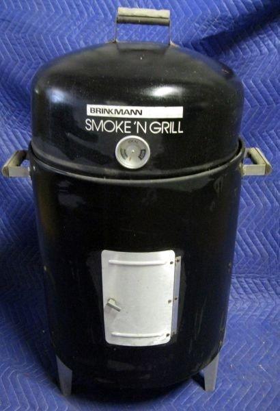 42: BRINKMAN SMOKE'N GRILL