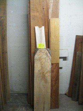 PREDOMINATELY HARDWOOD EXOTIC WOOD LOT