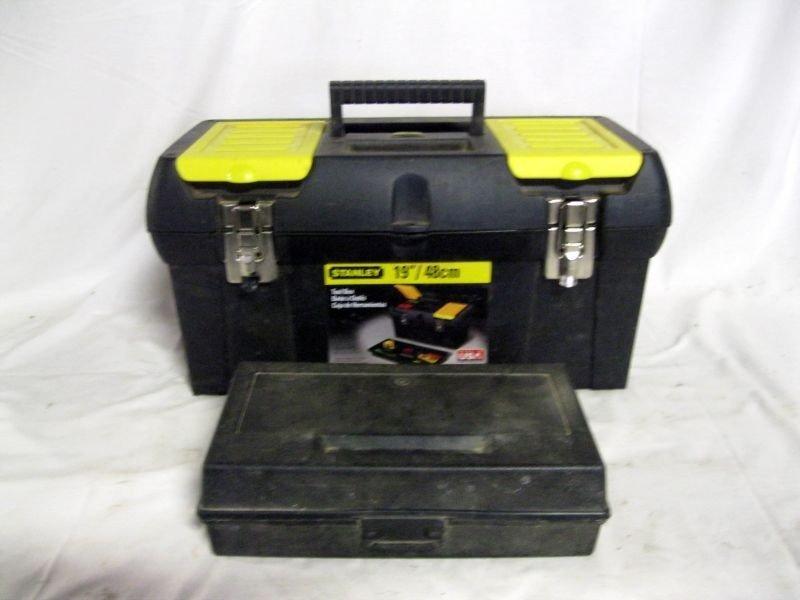 95: STANLEY TOOL BOX PLUS