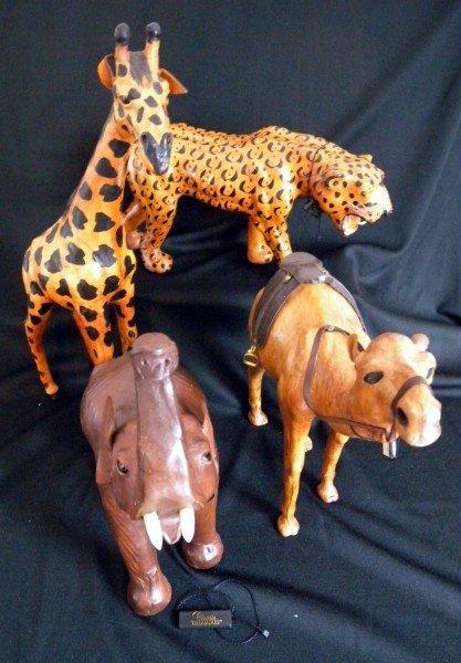 3: FOUR CLASSIC TREASURES ANIMALS