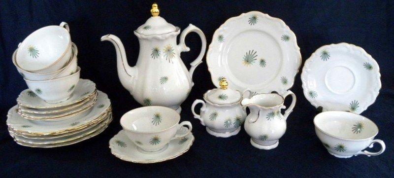 24: WINTERLING BAVARIAN TEA SET