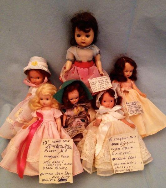 5: Storybook Dolls