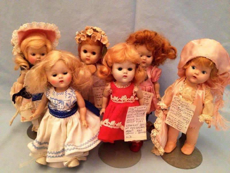 9: Vogue Dolls
