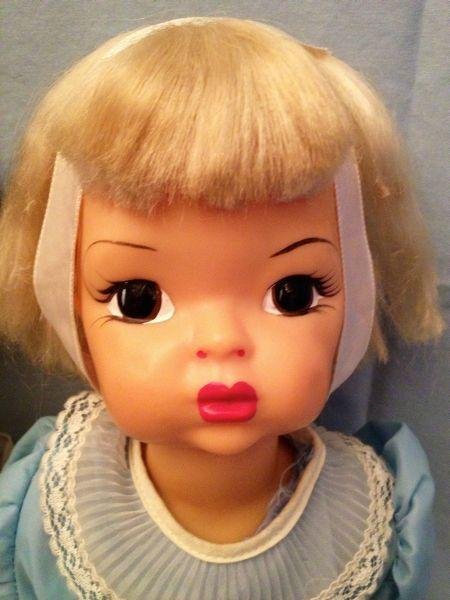 10: Terri Lee Hard Plastic Dolls