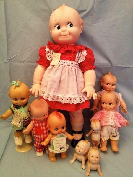 23: Kewpie Dolls
