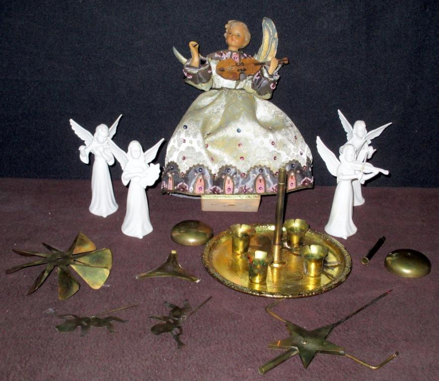 Decorative Angel Lot