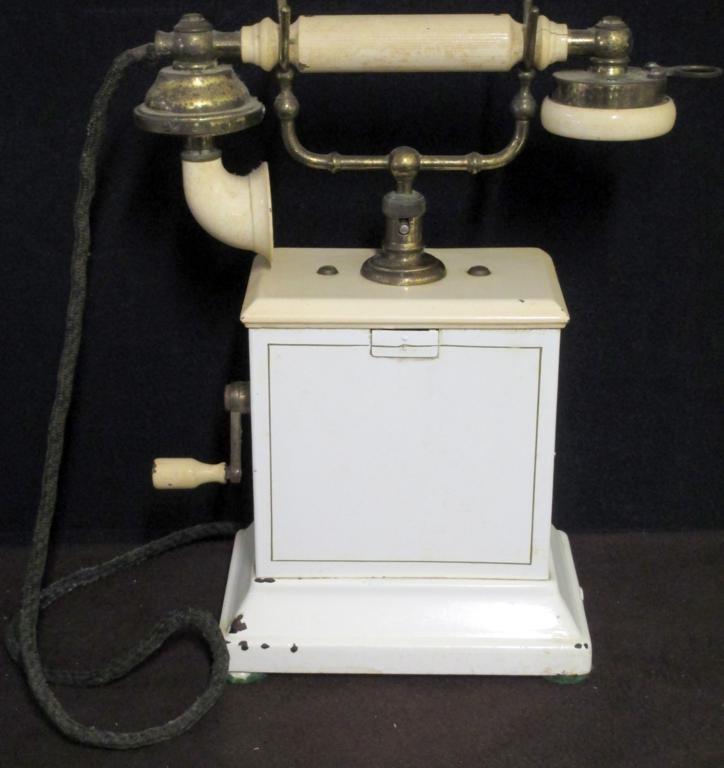 Vintage Metal Phone
