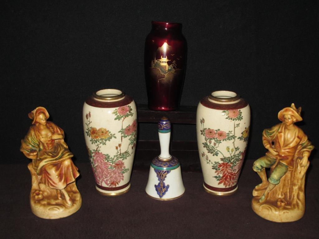 Vases & More Lot