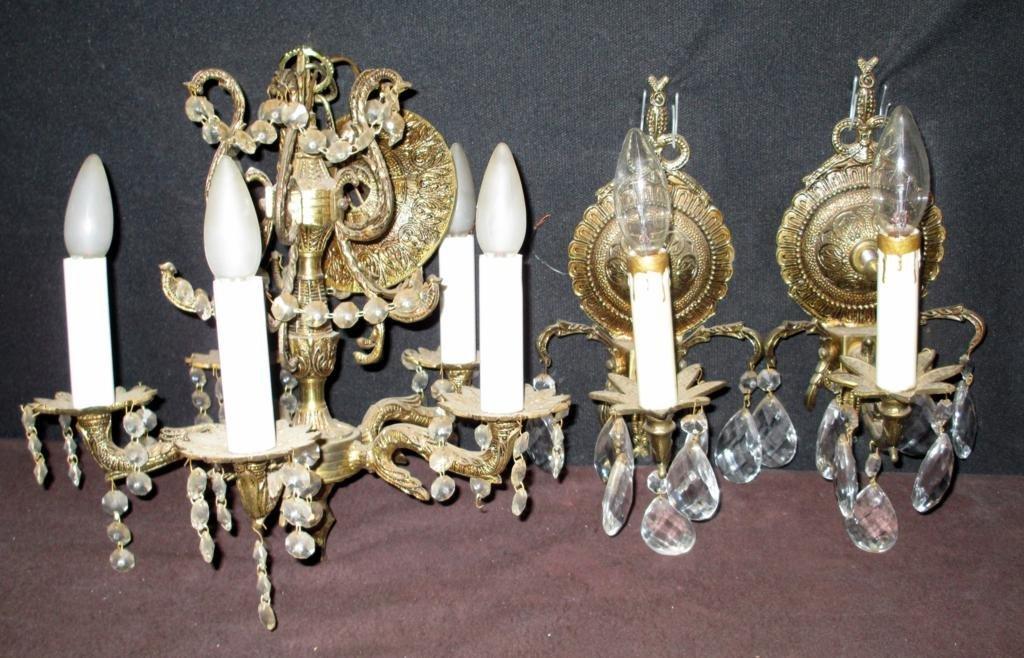 Lamp Chandelier & Sconces
