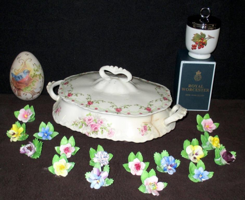 Decorative Porcelain Lot