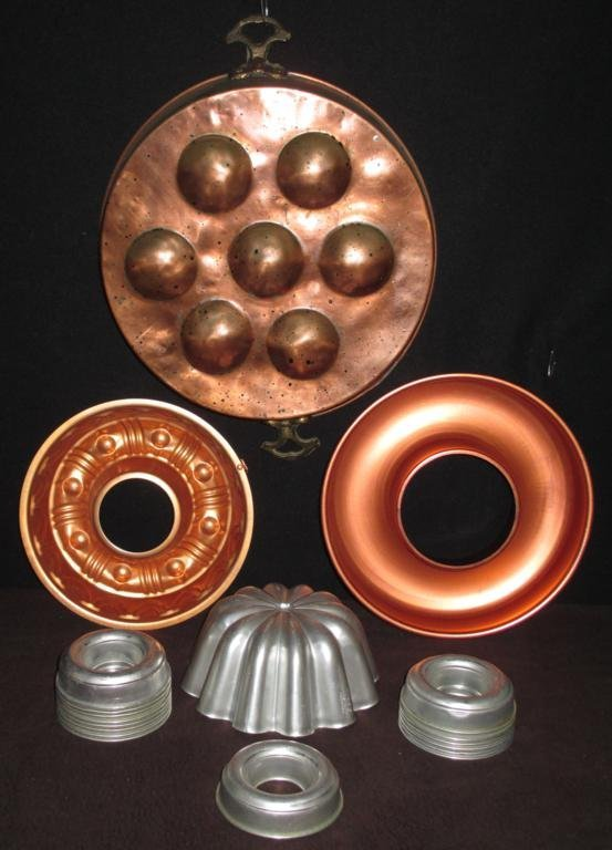 Copper And Aluminum Molds