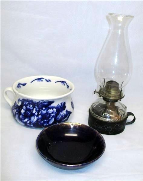 Flow Blue Chamber, Kerosene Lantern Plus