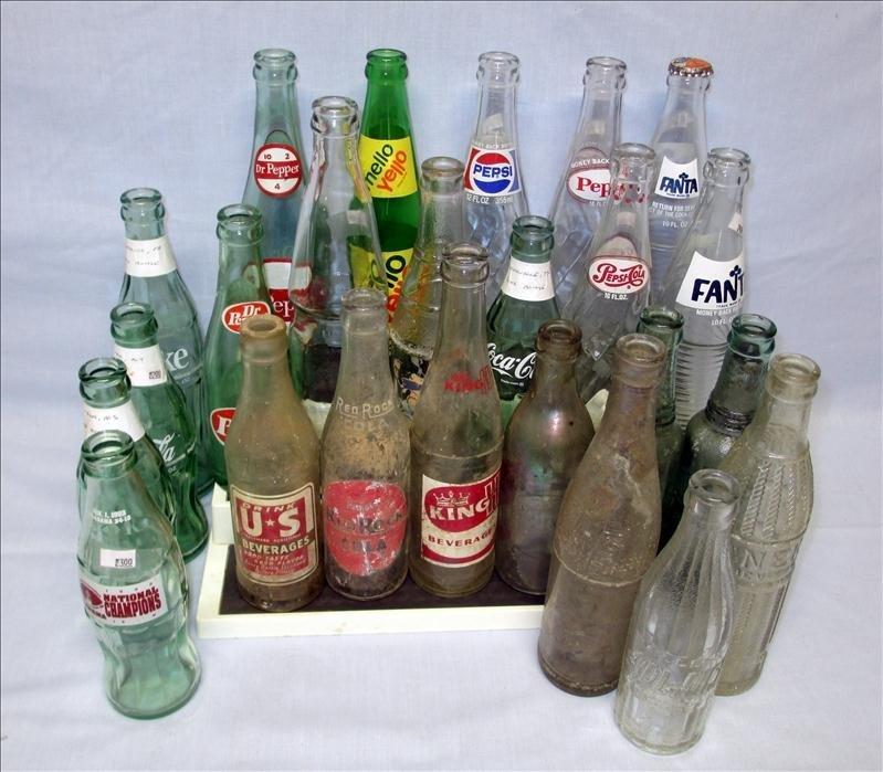 24 Soda Bottles