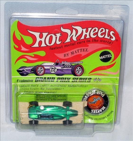 1969 Mint in Package Mattel Hot Wheels