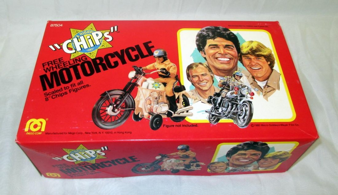 Chips Motorcycle