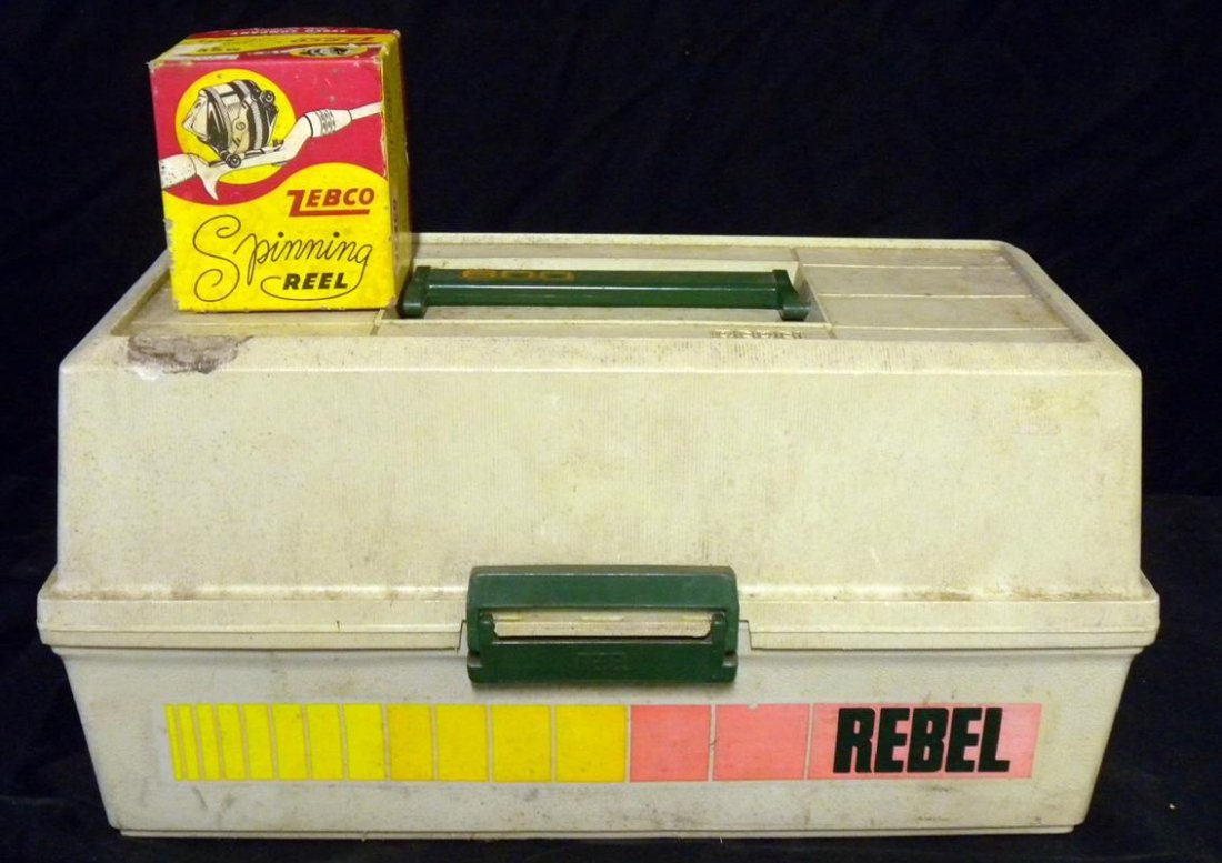 Rebel Tackle Box - 2