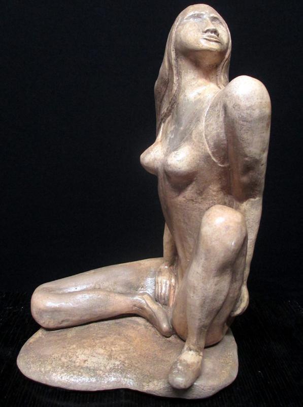 Serenity Statue