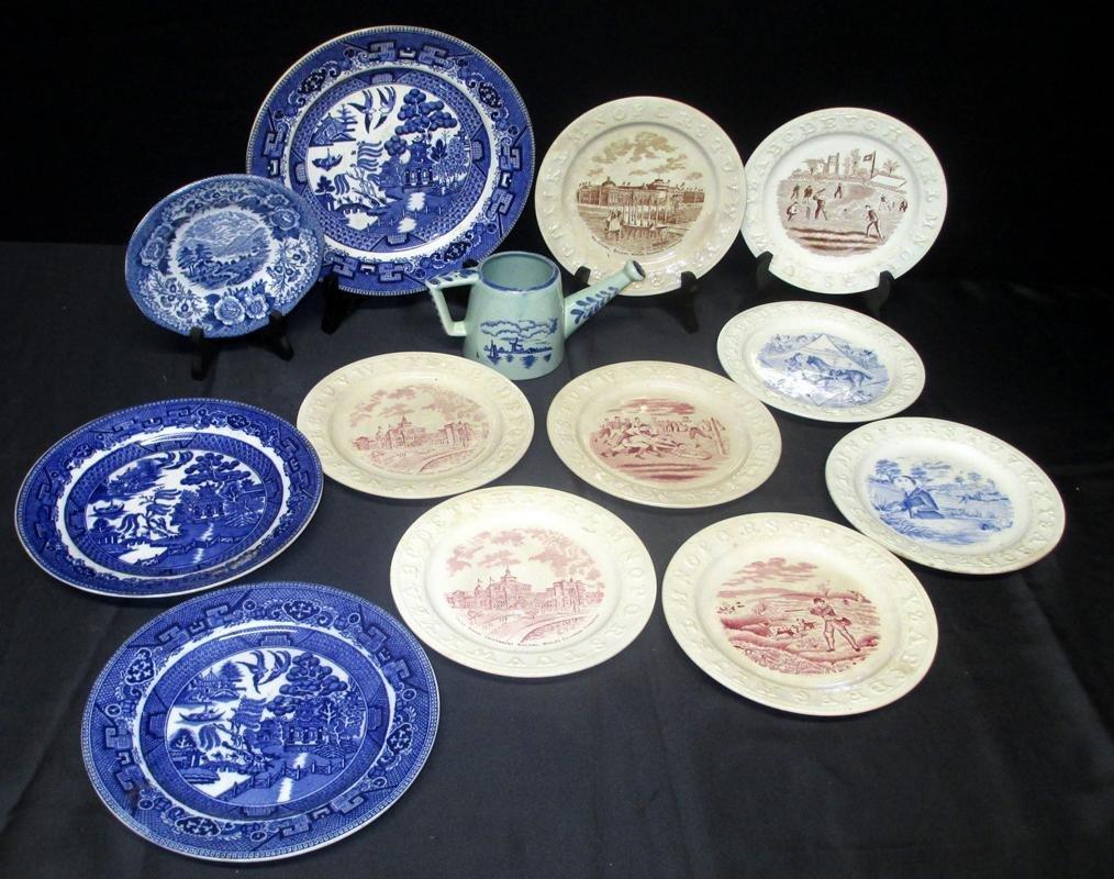 English & US Ceramics