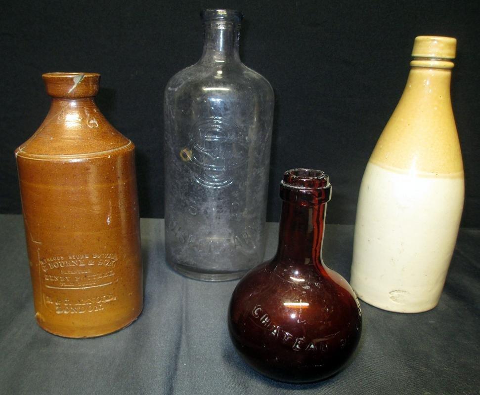 Ceramic & Glass Bottles