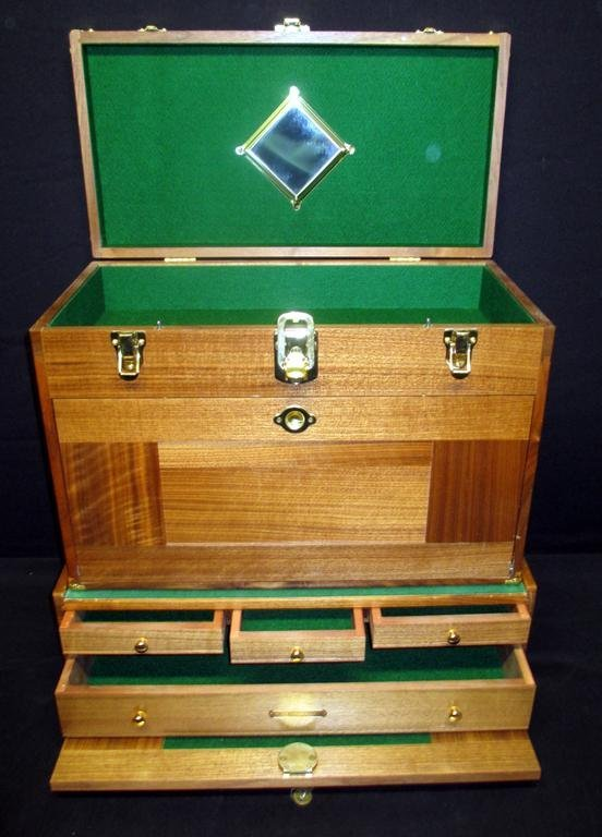 H. Gerstner & Sons Classic Chest & Base