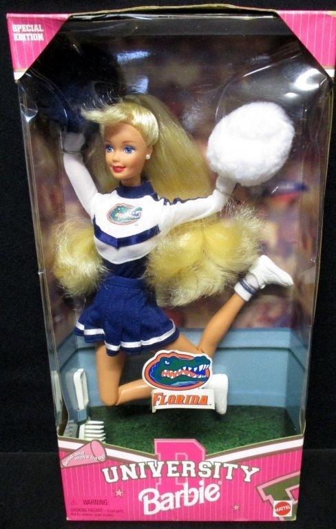 Florida University Barbie
