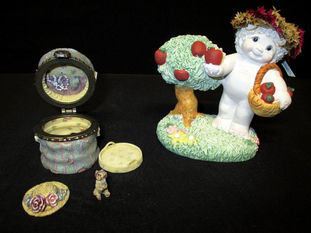 Dreamsicles Figure & Boyd's Treasure Box