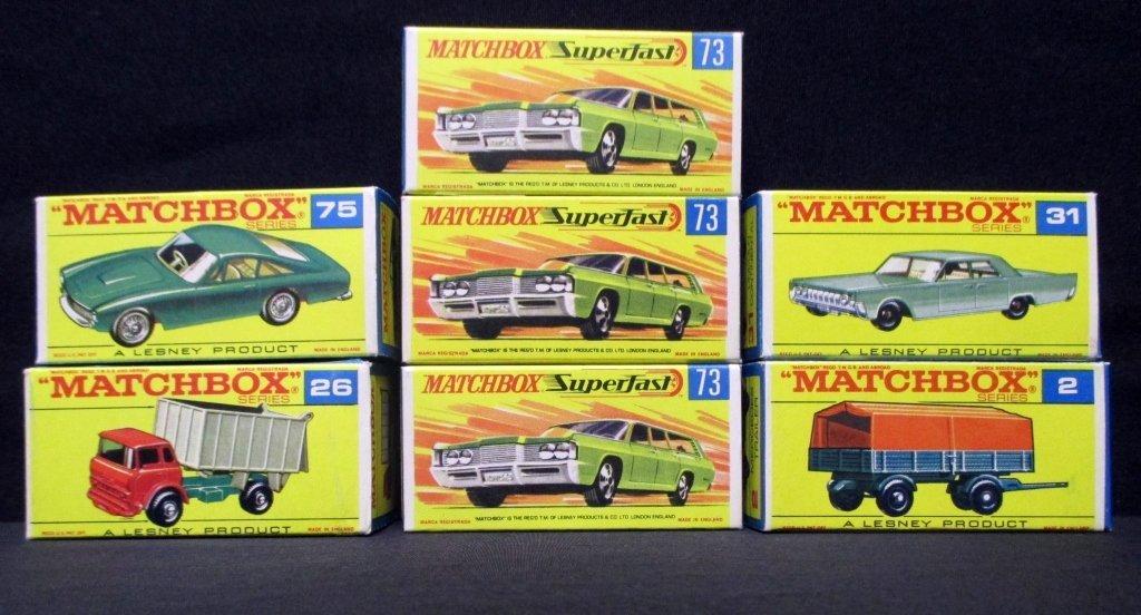 Matchbox Cars Plus