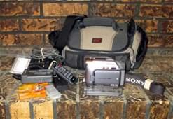 Sony Handycam DCRHC42